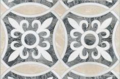 Lancelot waterjet mosaic by Appomattox Tile Art