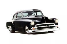 '51 Chevy Fleetline