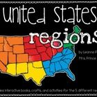 This pack is over 100 pages of U.S. region fun!!! The 5 regions included are the Northeast, Southeast, Midwest, Southwest, and West. For each regio...