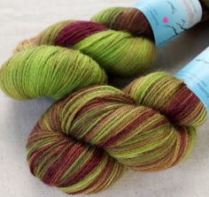 Image of Sour Grapes - Sugar Maple Sock