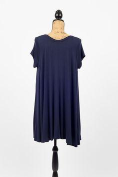 Chic T- Shirt Dress @ Mason & Ivy
