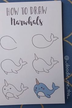 Best Step By Step Ocean Doodles For Bullet Journals - Crazy Laura Best step by step ocean doodle