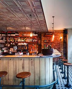 london best Italian restaurants-  polpo