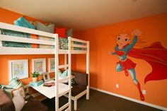 1000 images about sophia 39 s superhero bedroom on pinterest superhero room superhero and comic - Super cute teenage girls room ...