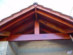 Resultado de imagen para techos en madera