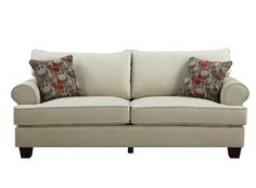 Franchesca Sofa from Emerald Home Furnishings