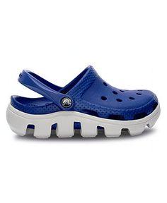 Crocs Kids Shoes, Boys and Little Boys Duet Sports Clog - Kids Kids Shoes - Macy's