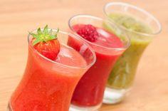 Brooke Burke shares her family's #healthy shake #recipes!
