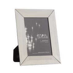 Star by Julien Macdonald Designer chrome plated glass photo frame- at Debenhams.com