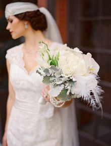 1920′s Inspired Wedding – Style Me Pretty