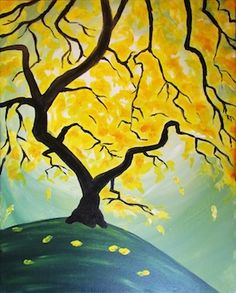 First Changes - Lindsey Sniffin - Paint Nite