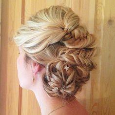 Best Wedding Updos for Long Hair: Wedding Updos For Long Thick Hair ~ weddinghairstylesku.com Short Hair Inspiration