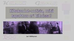 Kiltakoulut-esitys ITK 2015 by Jari Välkkynen via slideshare