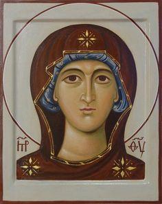 Mother of God. 2010 by Philip Davydov