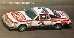 Richard Childress Race Cars | Richard Childress Drove The #3 Too!