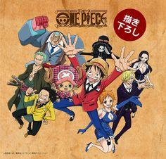 Register Your Marriage With The Merry Pirates of One Piece - Interest - Anime News Network Amaama To Inazuma, Nijiiro Days, Luffy X Nami, Roronoa Zoro, Best Anime Shows, One Piece Nami, One Piece Pictures, Nico Robin, Anime Comics