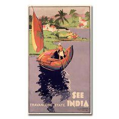 'See India' Art