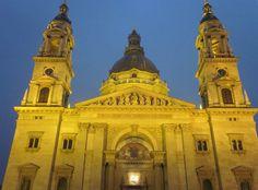 San Esteban. Budapest, Hungría.