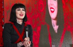 It's been 10 years since Kat Von D decided to quit drinking.