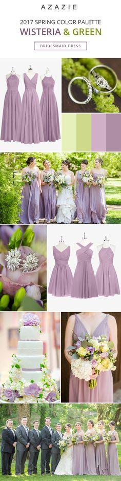 Wedding themes spring lavender bridesmaid dresses ideas for 2019 Lavender Bridesmaid Dresses, Affordable Bridesmaid Dresses, Azazie Bridesmaid Dresses, Wedding Dresses, Bridesmaid Gifts, Wedding Themes, Wedding Colors, Wedding Ideas, Diy Wedding