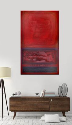 Large Abstract Paintings UK