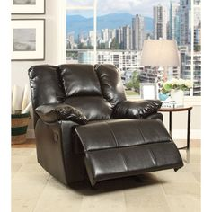 Found it at Wayfair - Oliver Glider Recliner $469
