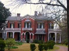 Oxford Mississippi III - Walking Tour of Antebellum Homes