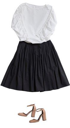 伊藤まさこさんの白い服 黒い服- ほぼ日刊イトイ新聞