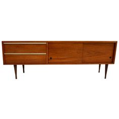 Sideboard by Brown Saltman | From a unique collection of antique and modern buffets at https://www.1stdibs.com/furniture/storage-case-pieces/buffets/