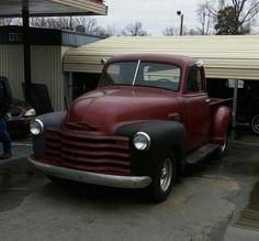 Barn Finds, Arkansas, Oklahoma, Chevy, Trucks, Truck