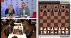 Chess World Cup Live: http://chesslive.com/blog/2013/08/11/fide-world-chess-cup/