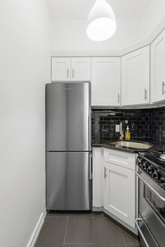 Before & After: A Teeny-Tiny Kitchen Gets Some Serious Style — Sweeten