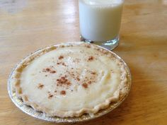 Amish Sugar Cream Pie - Amish Recipes Oasis Newsfeatures