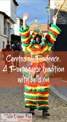 Caretos Of Podence: A Portuguese Tradition With Bells On