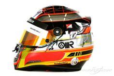 Jules Bianchi, Marussia F1 Team (2014) - side