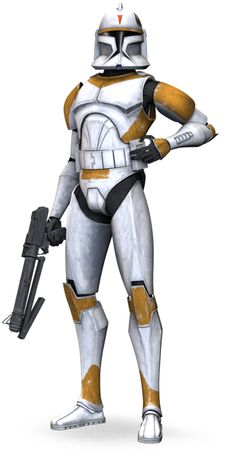 the clone wars captain cody - Google Search