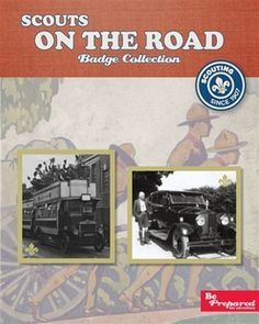 Heritage Scouts On The Road Badge Collection