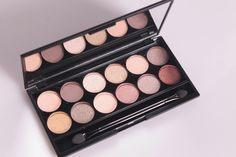 Sleek MakeUP i-Divine Mineral Based Eyeshadow Palette 429 All Night Long