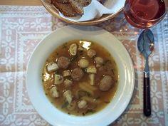 dora-paddenstoelensoep-4-klein Cheeseburger Chowder, Food, Essen, Meals, Yemek, Eten