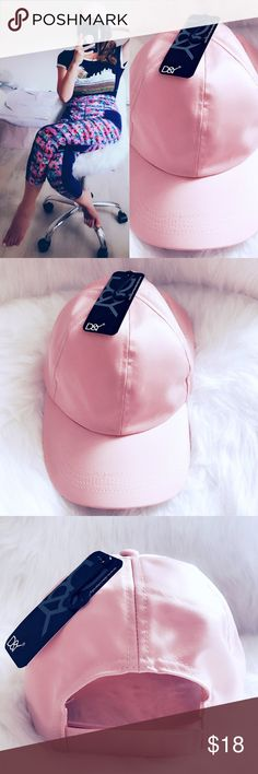 ddab580fa53 Dad cap 🙌🏼 On trend dad cap! By David   Young! Velcro adjustable  back✓️pink sheen✓️NWT! Offers welcome✌🏼no trades ty David   Young  Accessories Hats