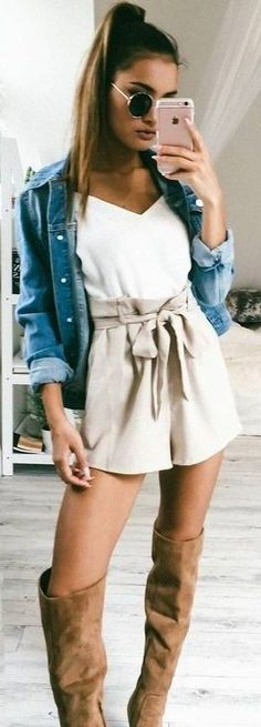 Tied Down' playsuit + 'Billy Jean' Jacket                                                                             Source