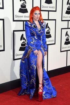 La afombra roja de los Grammy 2016   S Moda EL PAÍS