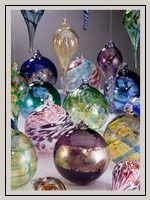 Lindsay Art Glass blown-glass