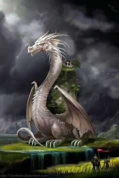Silver Dragon!