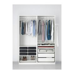 Ideal PAX Wardrobe xx soft closing damper IKEA