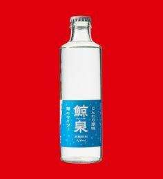 〈鯨泉製作委員会〉鯨泉サイダー|朱の美セレクション|ISETAN JAPAN SENSES