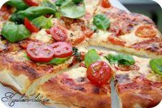 Pizzateig und Pizza einfach selber machen Die Pizza Caprese ist sozusagen die große Schwester vom Caprese Salat, der mit Tomaten, Mozzarella und Basilikum serviert wird. Diese drei Zutaten symbolisieren farblich die Farben Italiens. So ist es auch bei dieser Pizza Caprese. Beim Pizzateig bzw. dem Vorteig habe ich einen kleinen Trick für Euch, der sich …