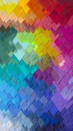Rainbow Wallpapers- Textured Color