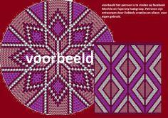 Patrón mochila en tapestry crochet (obviously, for one on the left) Mochila Crochet, Crochet Tote, Crochet Cross, Crochet Round, Crochet Purses, Tapestry Crochet Patterns, Loom Patterns, Tapestry Bag, Tapestry Design