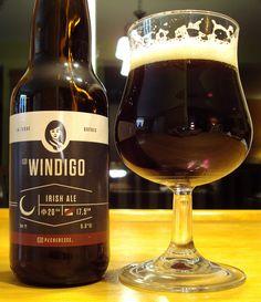 La Windigo - Microbrasserie La Pécheresse #redale #rousse #craftbeer #boirelocal #irishred #irishale #irishredale #drinkcraft #microbrasserie #beer #bière #bièreduquébec #craftbeerqc #bièreqc
